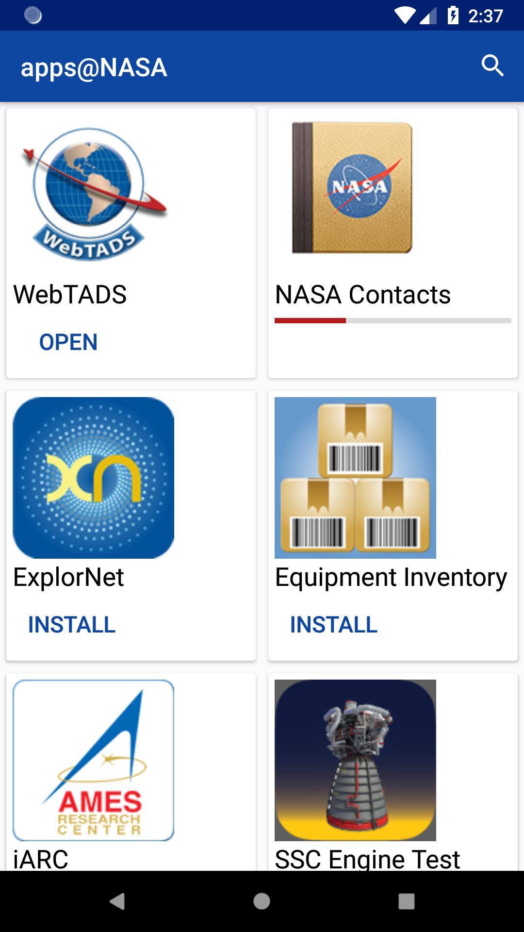 Catalog - Apps